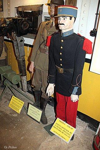 Fort deSOUMAGNE. 305