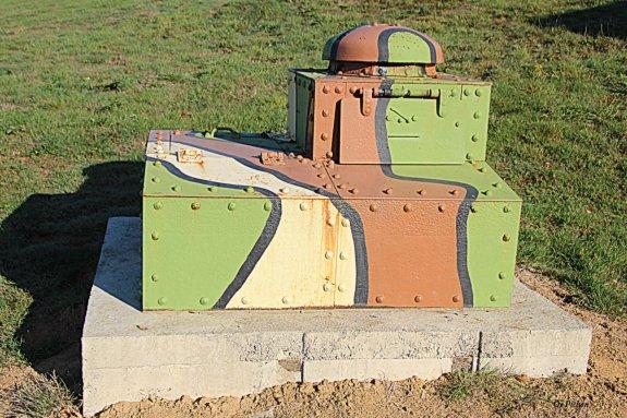 Fort deSOUMAGNE. 493